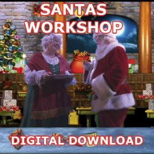 SANTAS WORKSHOP DIGITAL DOWNLOAD